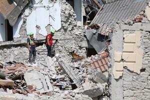 Nhà chức trách Italy nỗ lực giải quyết hậu quả trận động đất