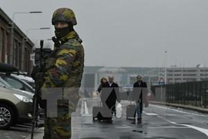 Bộ trưởng Nội vụ Bỉ đánh giá an ninh sau vụ tấn công ở Brussel