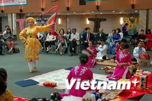 Quảng bá văn hóa tín ngưỡng thờ mẫu của Việt Nam tại Hàn Quốc