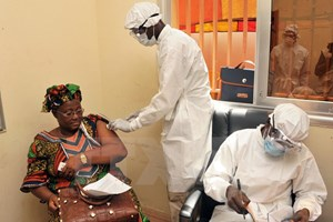 CHDC Congo chấp thuận sử dụng vắcxin ngừa dịch Ebola