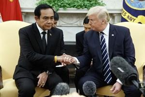 Mỹ, Thái Lan kêu gọi giải pháp hòa bình cho tranh chấp Biển Đông