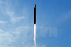 EU cân nhắc tăng cường các biện pháp trừng phạt Triều Tiên