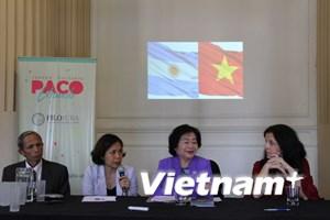 Truyền thông Argentina quan tâm tình hình phát triển của Việt Nam