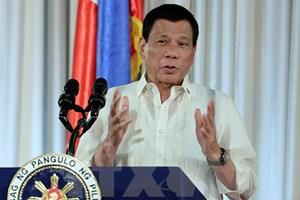 Philippines muốn giải quyết song phương với Trung Quốc về Biển Đông