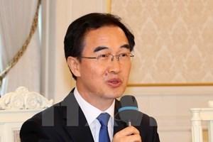 Hàn Quốc xem xét tài trợ đoàn Triều Tiên tham gia Thế vận hội