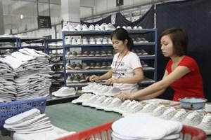 Nhiều yếu tố thuận lợi cho xuất khẩu da giày trong năm 2018