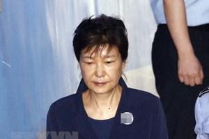 Các đảng phái Hàn Quốc bất đồng về phán quyết với bà Park