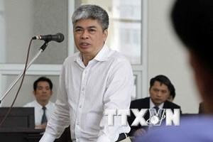 Xử Hà Văn Thắm: Bị cáo Nguyễn Xuân Sơn giải trình nội dung kháng cáo