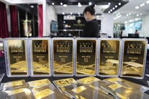 Đồng USD, lợi suất trái phiếu Mỹ chi phối bước đi của giá vàng