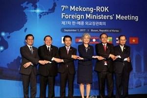 Diễn đàn về hòa bình Hàn Quốc-Mekong năm 2018 tại Hà Nội
