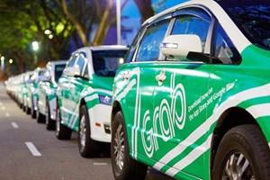 Toyota đầu tư 1 tỷ USD vào dịch vụ xe công nghệ Grab