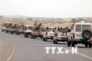 Lực lượng chính phủ Yemen đã kiểm soát sân bay Hodeida