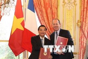 Các địa phương Việt Nam-Pháp tăng cường hợp tác phi tập trung