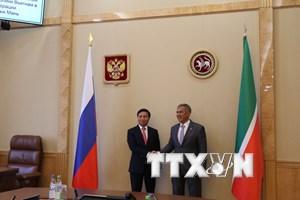 Tatarstan sẽ tạo thuận lợi cho doanh nghiệp Việt Nam sang đầu tư