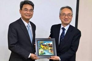 Nhật Bản hỗ trợ Việt Nam triển khai các hoạt động sở hữu trí tuệ