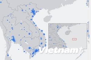 'Đưa' Hoàng Sa sang Trung Quốc: Facebook đã xóa tên trên bản đồ Live