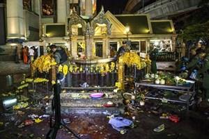 Thái Lan bắt giữ thêm nhiều nghi can vụ đánh bom ở Bangkok