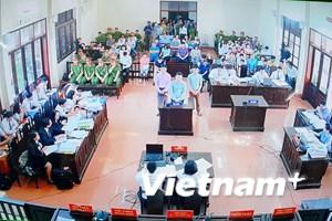 Xử vụ sự cố chạy thận: Bác sỹ Lương không đồng ý nội dung buộc tội
