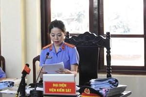 Xét xử vụ chạy thận: Hoàng Công Lương bị đề nghị 30-36 tháng tù treo