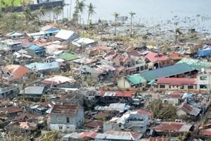 Philippines phải mất 5 năm để tái thiết sau siêu bão Haiyan