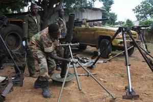 Phiến quân Sudan tấn công sau khi ngừng đàm phán