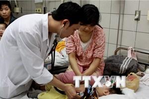 Triển khai hệ thống trực tuyến ghi nhận ca bệnh truyền nhiễm