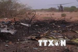 Liban đề nghị Pháp hỗ trợ nhận dạng nạn nhân vụ AH-5017