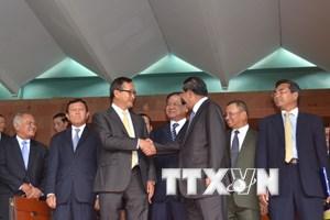 Cuộc khủng hoảng chính trị tại Campuchia đã chấm dứt