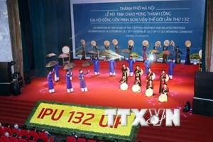 Giáo sư Thái Lan: Vị thế Việt Nam nâng cao rất nhiều qua IPU-132