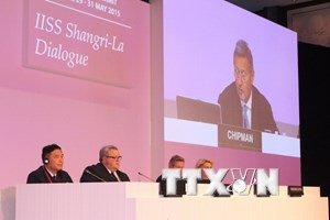 Đối thoại Shangri-La: Đối thoại để xây dựng lòng tin và sự minh bạch