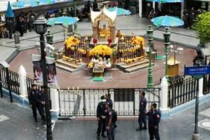 Thái Lan không loại trừ động cơ chính trị trong vụ đánh bom