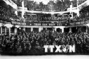 Kỷ niệm 70 năm Ngày Tổng tuyển cử đầu tiên: Tự hào đại biểu dân cử