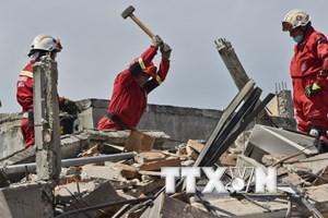 Động đất ở Ecuador: Đã có 9 người nước ngoài thiệt mạng