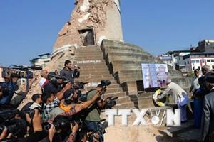 Nepal tưởng niệm một năm thảm họa động đất kinh hoàng