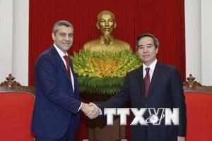 Ngân hàng Goldman Sachs cam kết hợp tác lâu dài với Việt Nam