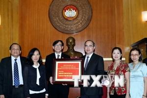 Thái Lan ủng hộ 100.000 USD cho dân vùng hạn mặn