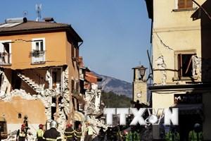 Chính phủ Italy sẽ họp khẩn để đưa ra kế hoạch chống động đất