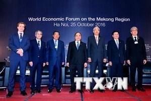 Khu vực Mekong khẳng định quyết tâm nỗ lực tự cường và hợp tác