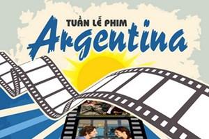 Quảng bá văn hóa Argentina qua Tuần lễ phim tại TP.HCM