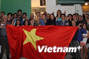 Ấn tượng chuỗi hoạt động quảng bá hình ảnh Việt Nam tại Argentina
