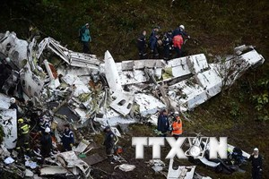 Đình chỉ hoạt động hãng hàng không chủ quản máy bay rơi ở Colombia