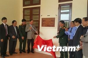 Nạn nhân chất độc da cam Việt Nam đã có nhà văn hóa đầu tiên