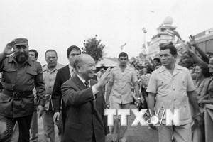 Tổng Bí thư Trường Chinh - Cả đời chăm lo xây dựng Đảng toàn diện