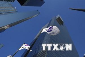 """Uy tín của """"gã khổng lồ"""" Samsung giảm mạnh tại thị trường Mỹ"""