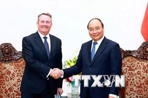 Việt Nam mong muốn Anh hỗ trợ đào tạo nhân lực chất lượng cao