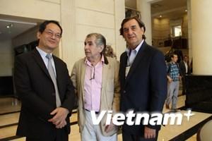 Việt Nam tăng cường kết nối thương mại với địa phương Argentina