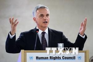 Thụy Sĩ từ chối cho phép Thổ Nhĩ Kỳ trưng cầu dân ý về án tử hình