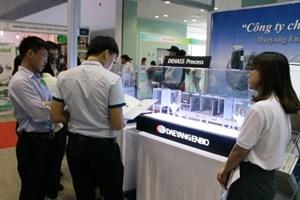 TP. HCM quan tâm đến công nghệ xử lý nước ngầm của Hàn Quốc
