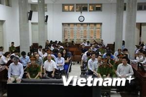 Vụ án Hà Văn Thắm và đồng phạm: Các bị cáo tự gỡ tội cho mình