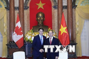 Động lực mới đưa quan hệ Việt Nam-Canada lên tầm cao hơn